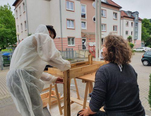 Kraut und Rüben – Die Jugendwerkstatt startet wieder!