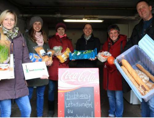 Foodsharing: Halveraner retten Lebensmittel